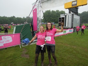 Rebecca Race For Life